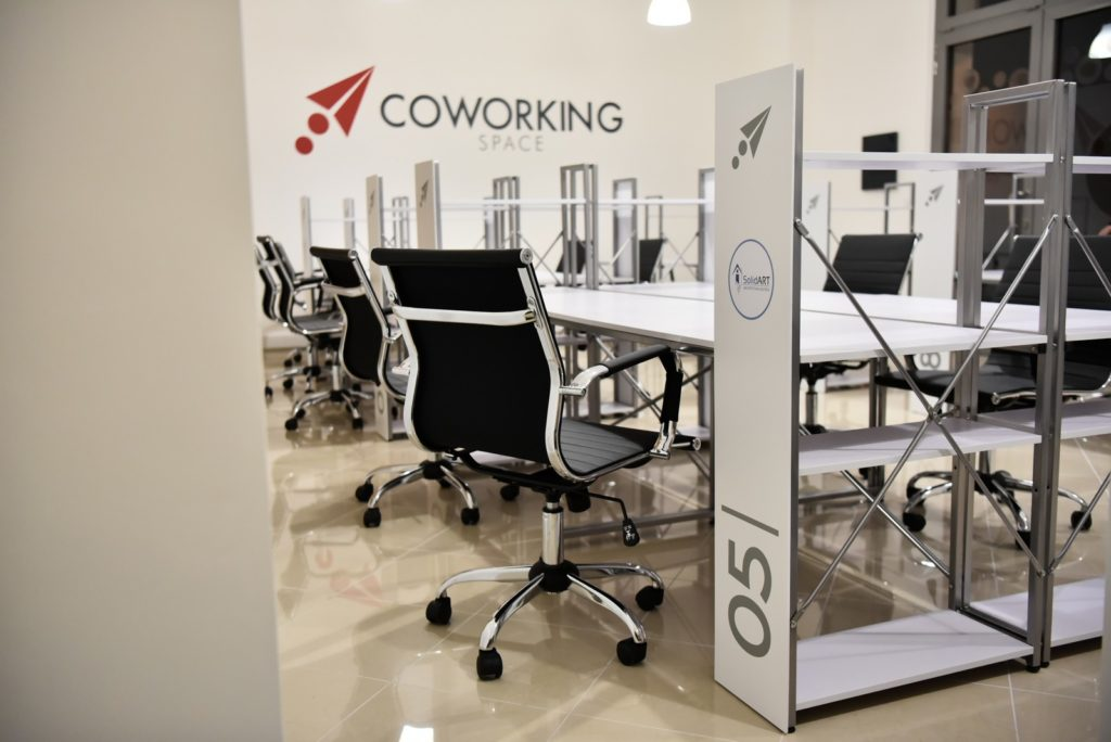 Coworking Smart Lab