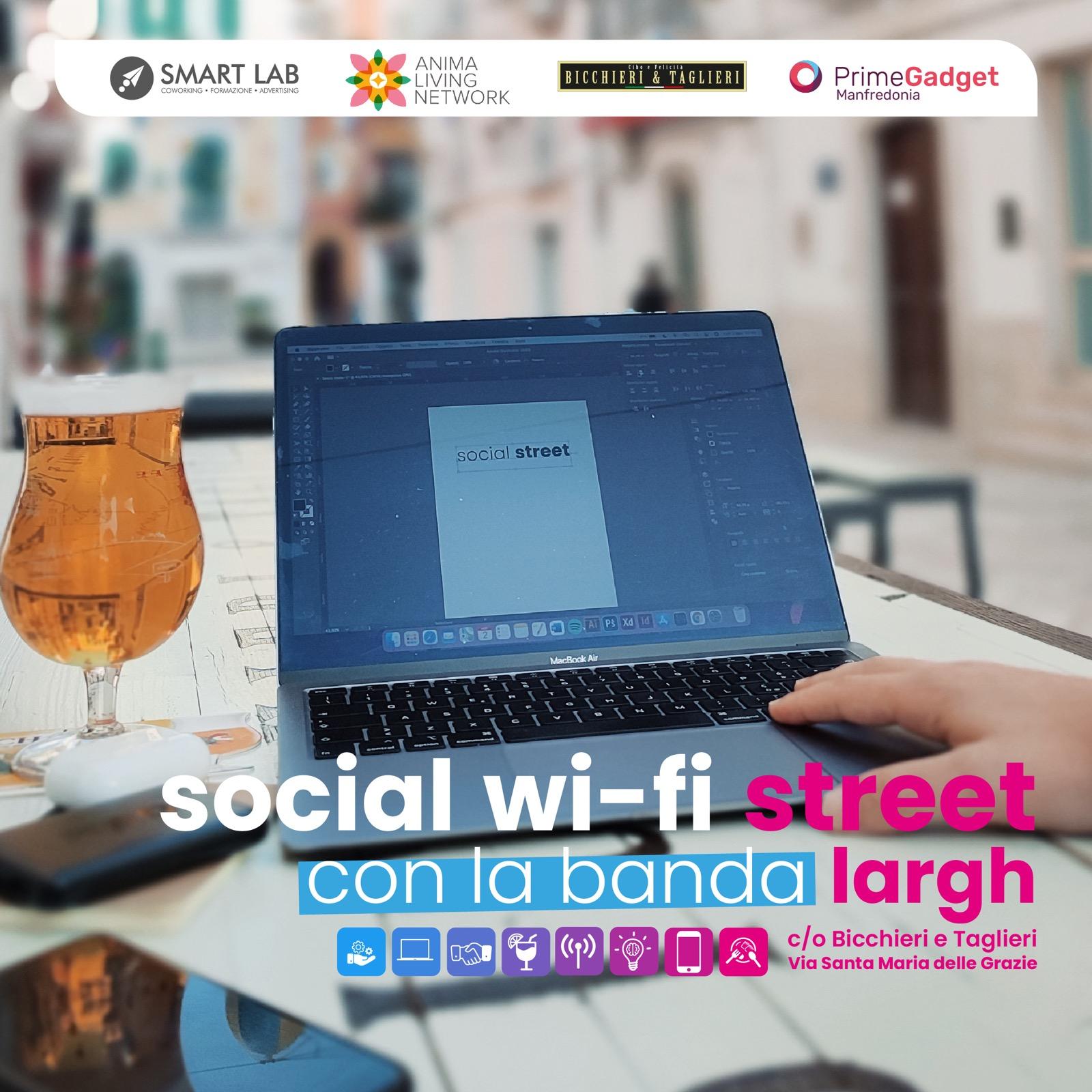 Social Wi-Fi Manfredonia
